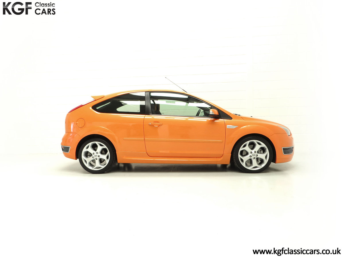 2002 A Striking Ford Focus ST225 with 18,320 Miles One Owner  SOLD (picture 14 of 24)