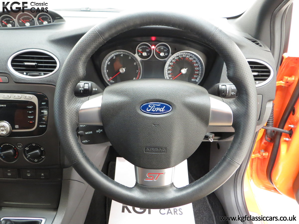 2002 A Striking Ford Focus ST225 with 18,320 Miles One Owner  SOLD (picture 24 of 24)