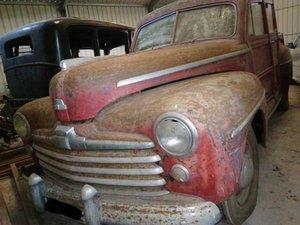 1947 FORD V8