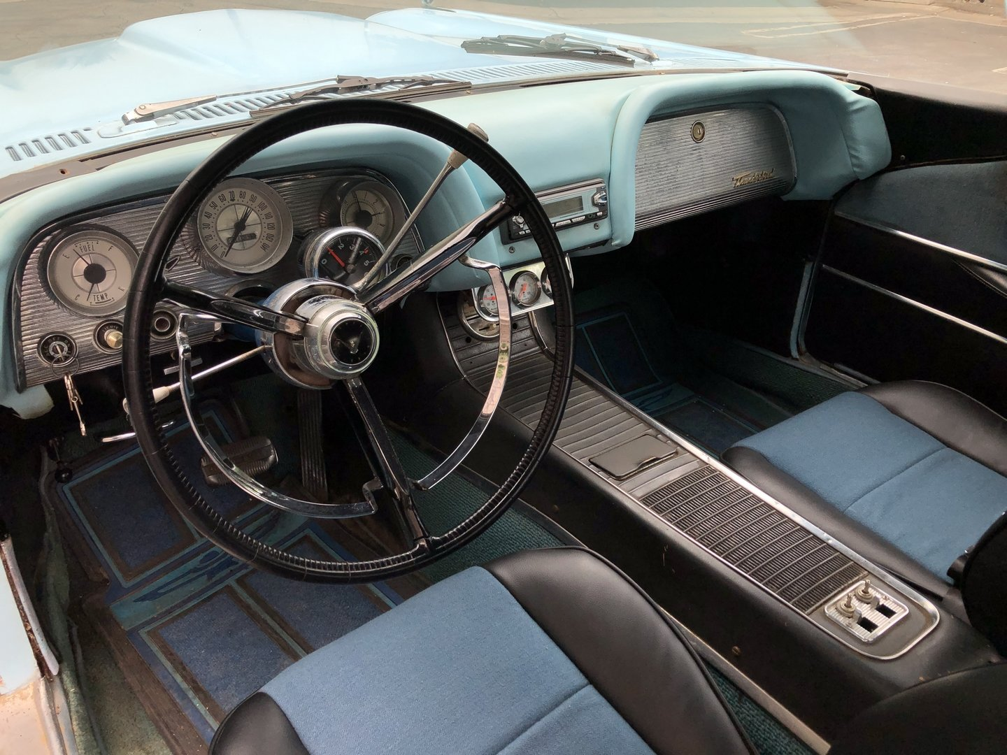 1959 FORD THUNDERBIRD For Sale (picture 3 of 6)