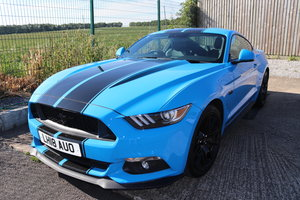 2018 FORD MUSTANG 5.0 GT,SHADOW EDITION