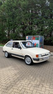 1986 Ford Fiesta L 1.1 Mk2 - 54k Miles - MOT Oct20