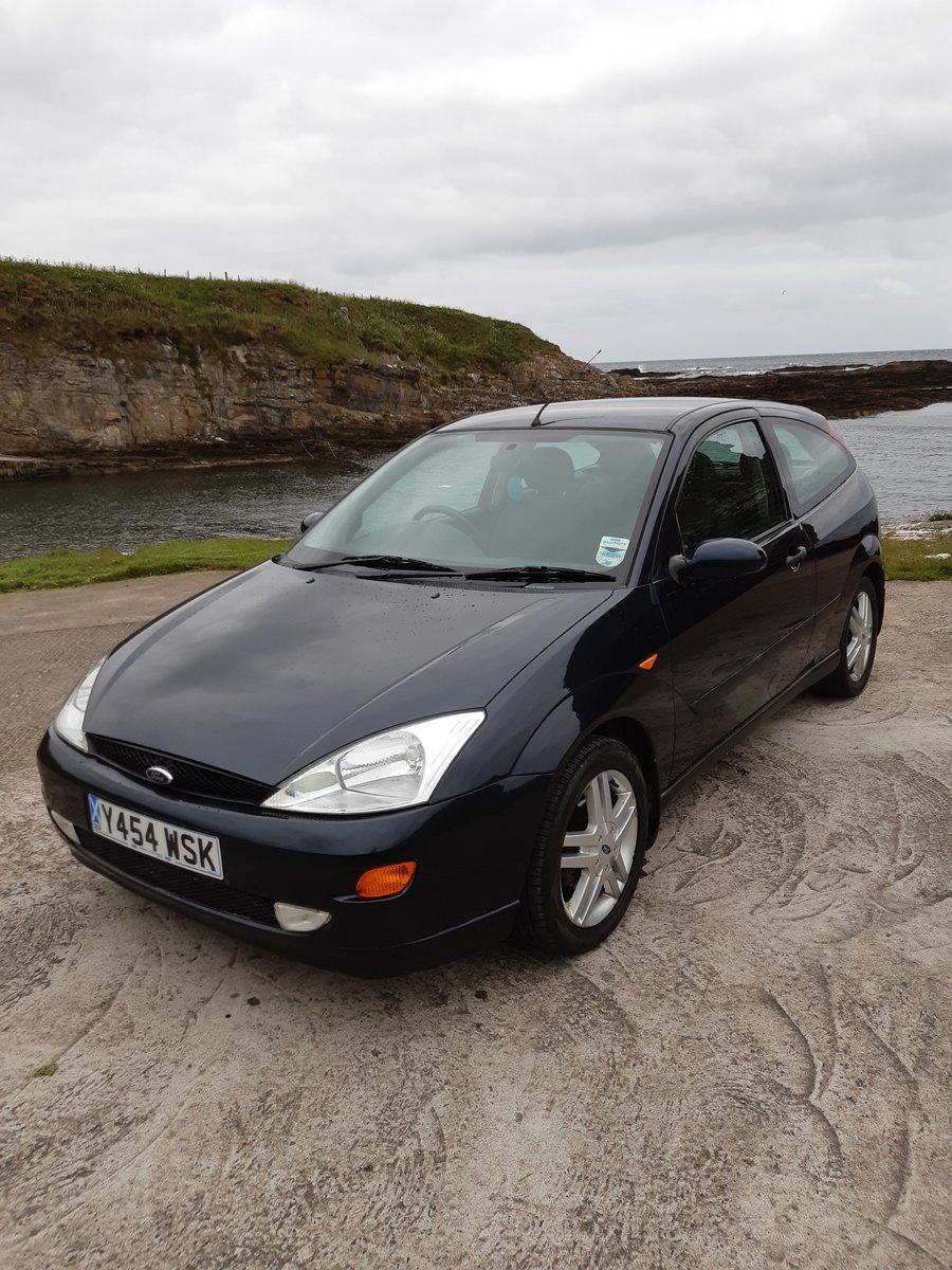 2001 Ford Focus 3 door For Sale (picture 4 of 6)