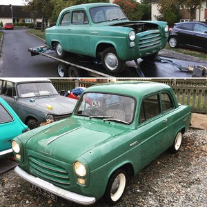 Genuine Ford Anglia 100e