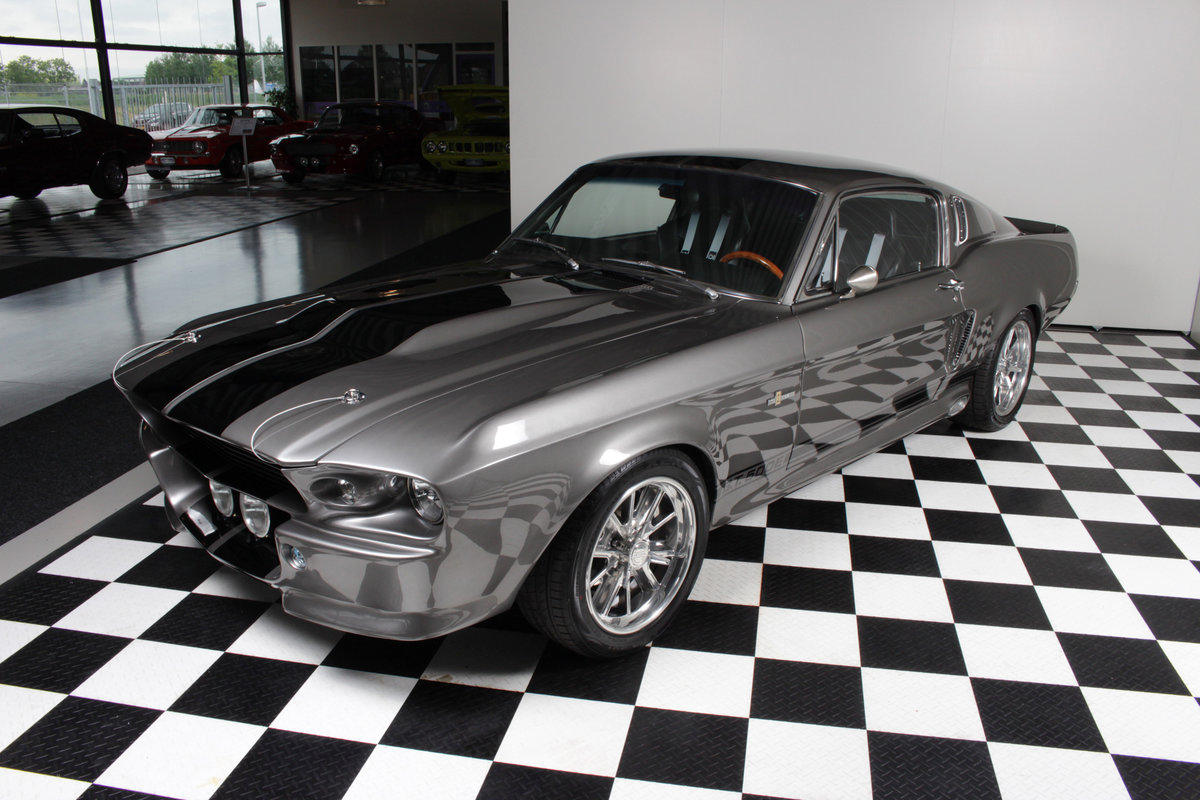 1968 Eleanor GT500E 5speed all new build car ! For Sale (picture 3 of 6)