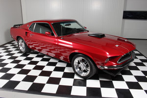 1969 69'Mustang mach 1 Pro touring special