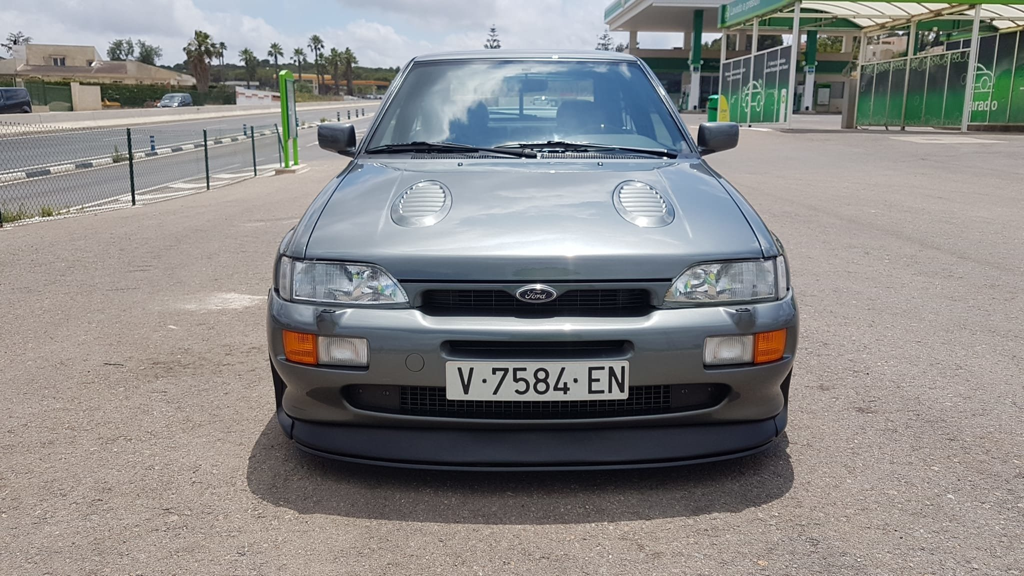1993 Ford Scort RS conworth For Sale (picture 5 of 6)