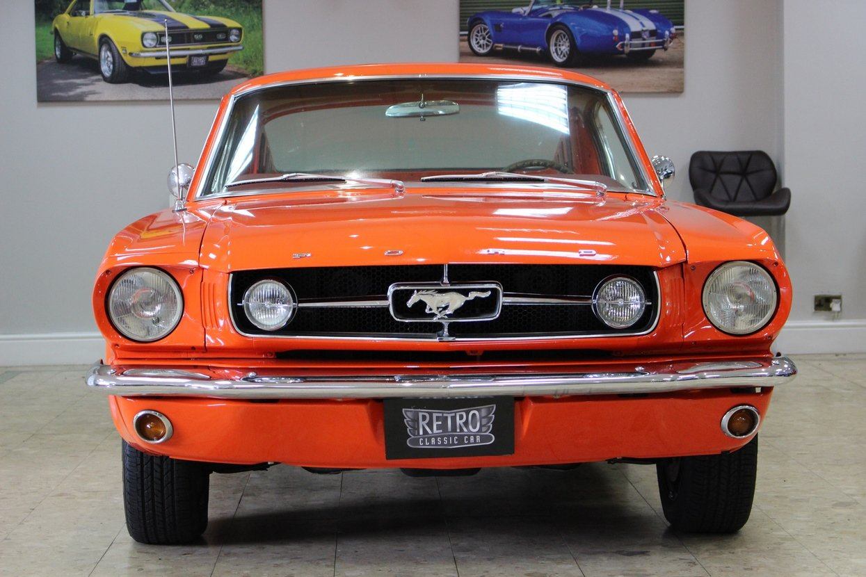 1965 Ford Mustang GT 2+2 Fastback 289 V8 | 4 Speed Toploader SOLD (picture 3 of 10)