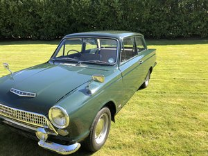 Picture of 1963 Ford CORTINA GT MK1
