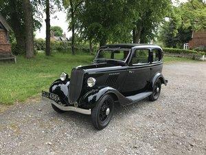 1936 Ford Model Y all steel Dagenham build