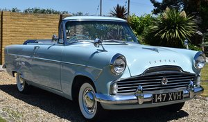 1961 Ford Zodiac convertible