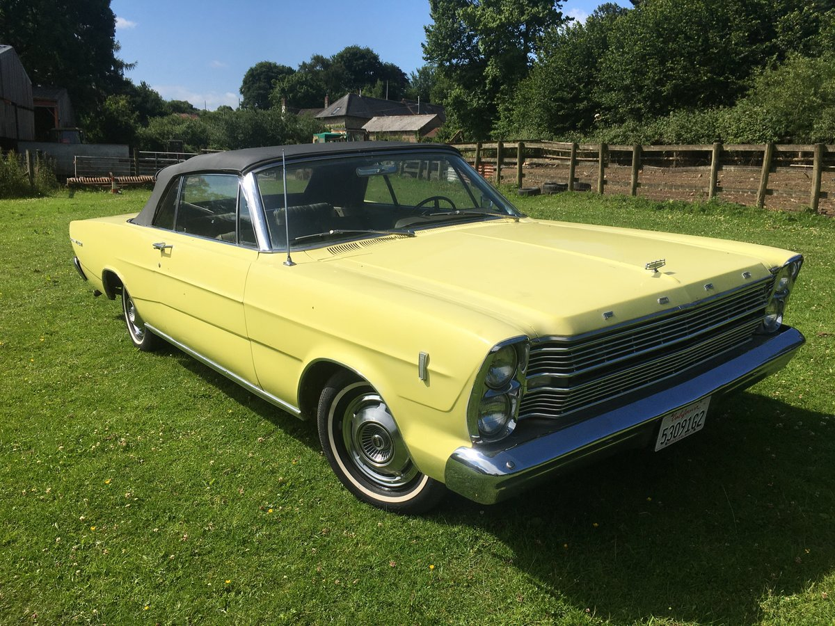 1966 ford galaxie 500 convertible for sale For Sale (picture 5 of 6)