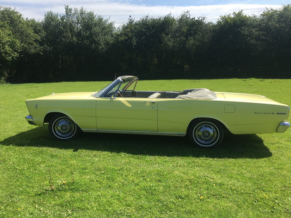 1966 ford galaxie 500 convertible for sale For Sale (picture 6 of 6)