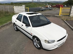 Ford Escort 16V, Very Low mileages, Low owners