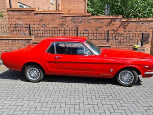 1965 Ford Mustang GT 289 V8 Classic manual