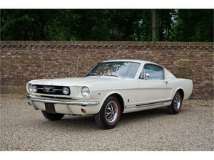 Ford Mustang 289 Fastback automatic