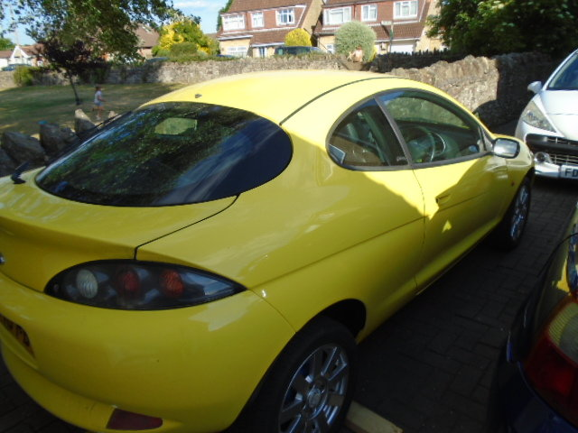 2000 Ford millennium puma For Sale (picture 2 of 6)