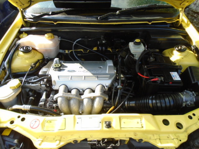 2000 Ford millennium puma For Sale (picture 5 of 6)