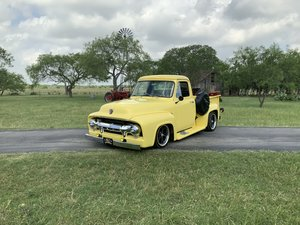 Picture of 1954 FORD F-100 SWB STREET ROD, 350/350, A/C SOLD