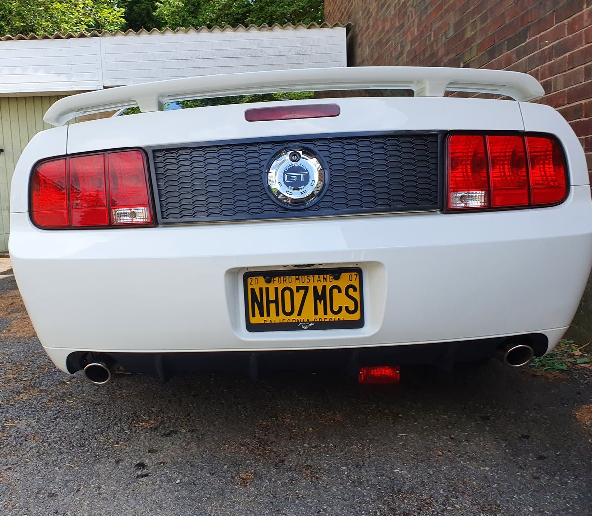 2007 very rare low mileage For Sale (picture 2 of 6)