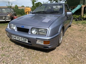 1987 3 door Ford Sierra Rs cosworth