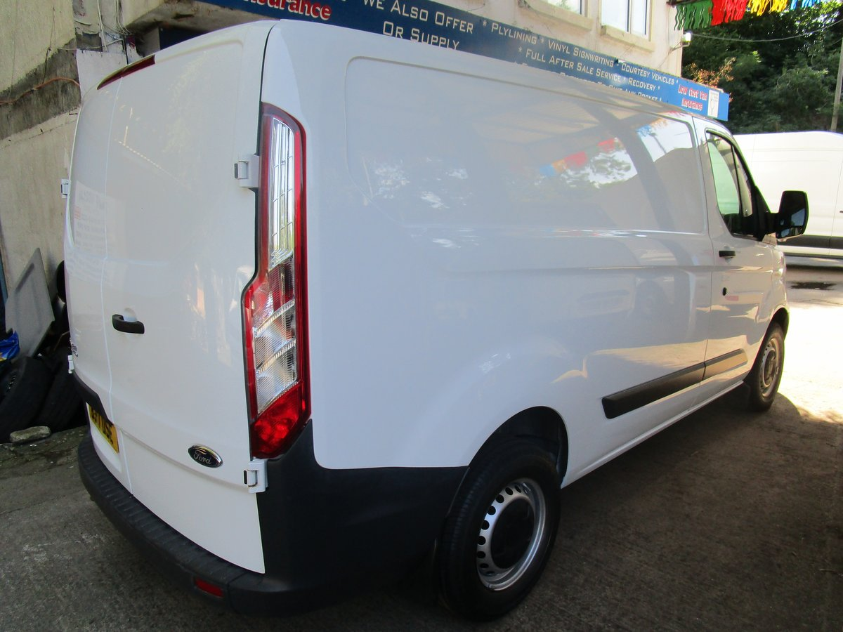 2017 Transit Custom 2.02017/ 17 Ford Transit Custom 2TDCi For Sale (picture 2 of 6)
