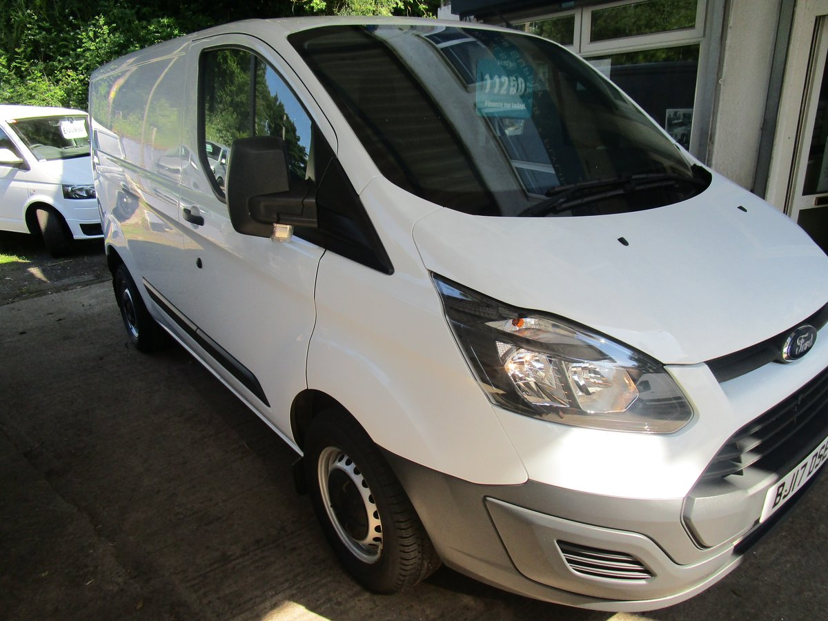 2017 Transit Custom 2.02017/ 17 Ford Transit Custom 2TDCi For Sale (picture 4 of 6)