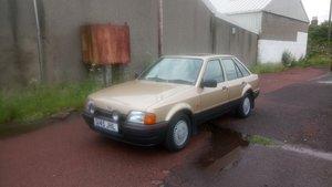 1989 Ford escort mk4 1.6 lx