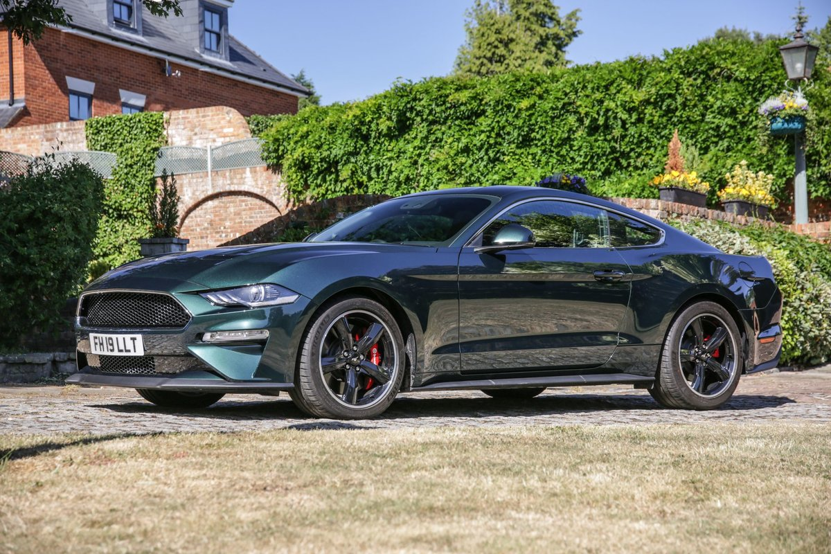 2019 Ford Mustang Bullett For Sale (picture 2 of 6)