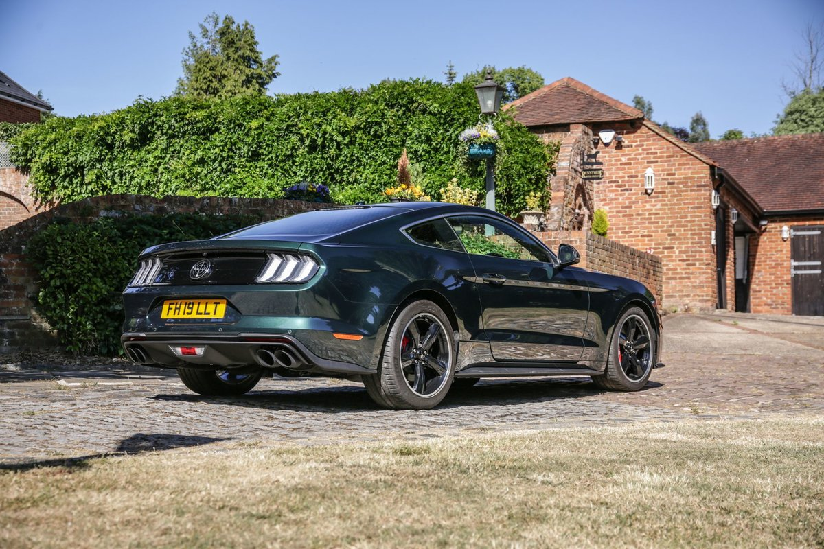 2019 Ford Mustang Bullett For Sale (picture 3 of 6)