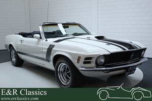 Ford Mustang Cabriolet Supercharger overhauled engine 1970