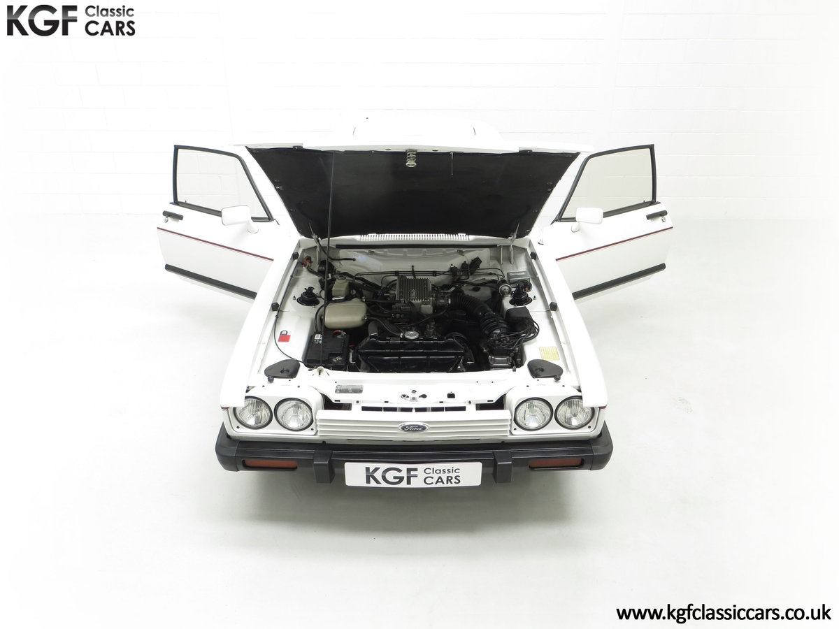 1987 A Fabulous E Registration Ford Capri 2.8 Injection For Sale (picture 4 of 24)