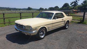 Ford Mustang Coupe, 289ci, 4 barrel carb