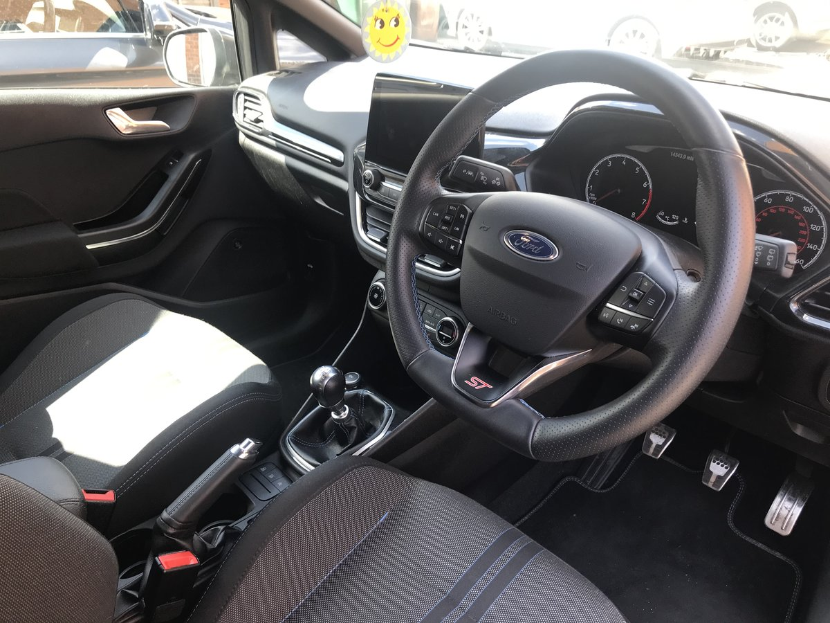 2018 Ford Fiesta ST-2 SOLD (picture 3 of 6)