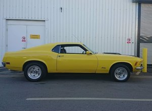 Picture of 1970 Ford Mustang Fastback 351 Cleveland V8 Auto