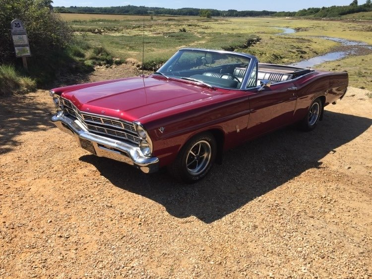 1967 Ford-Galaxie-500-Convertible-390ci-big-block For Sale (picture 2 of 6)