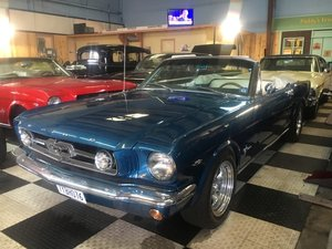 1964.5 Mustang GT Convertible Tribute Excellent Condition For Sale