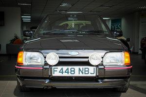 1988 Ford Escort XR3i