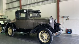 Ford Model A Coupe-1931-Now Sold similar required  SOLD
