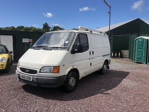 Ford Transit BT van