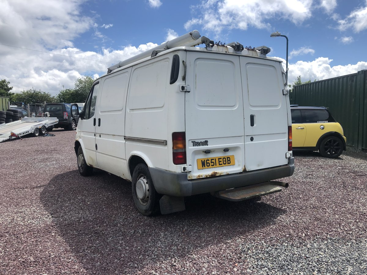 2000 Ford Transit BT van For Sale (picture 2 of 6)
