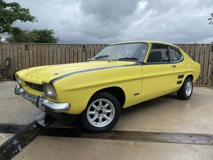 Picture of 1971 FORD CAPRI MK1 2.0 PINTO FANTASTIC BODY S.A CAR £19995 OFFER For Sale