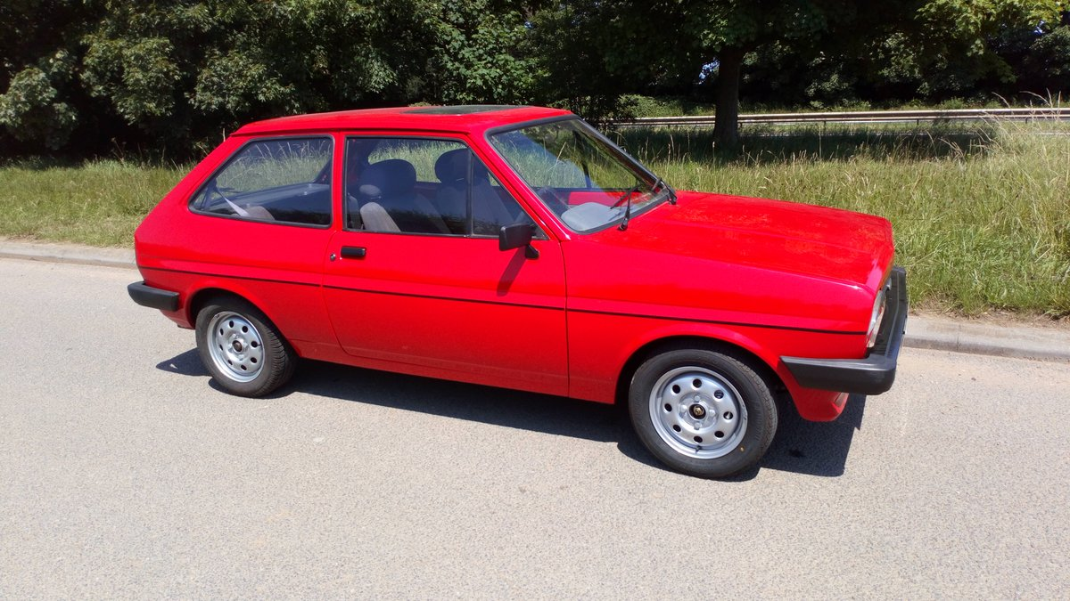 1983 Ford Fiesta Mk1 Popular 1.1  SOLD (picture 2 of 6)