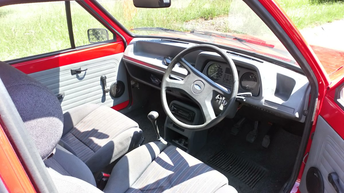 1983 Ford Fiesta Mk1 Popular 1.1  SOLD (picture 5 of 6)