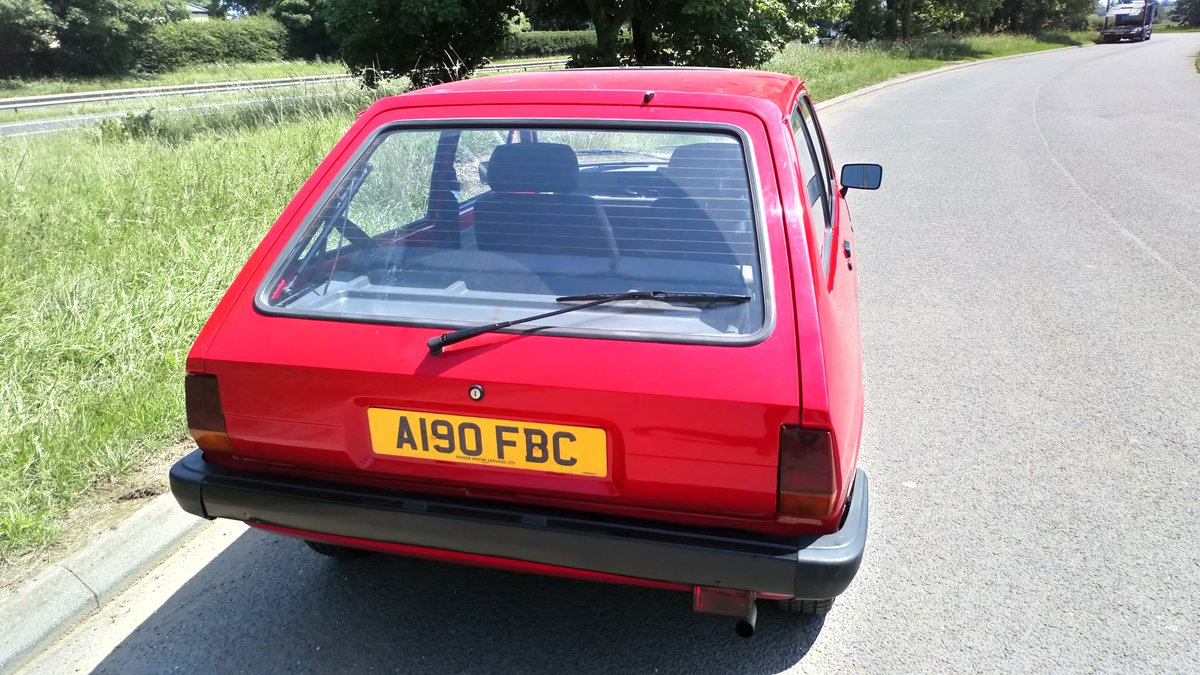 1983 Ford Fiesta Mk1 Popular 1.1  SOLD (picture 6 of 6)