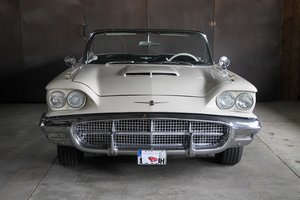 "1960 Ford Thunderbird ""Square Bird"" Convertible For Sale"