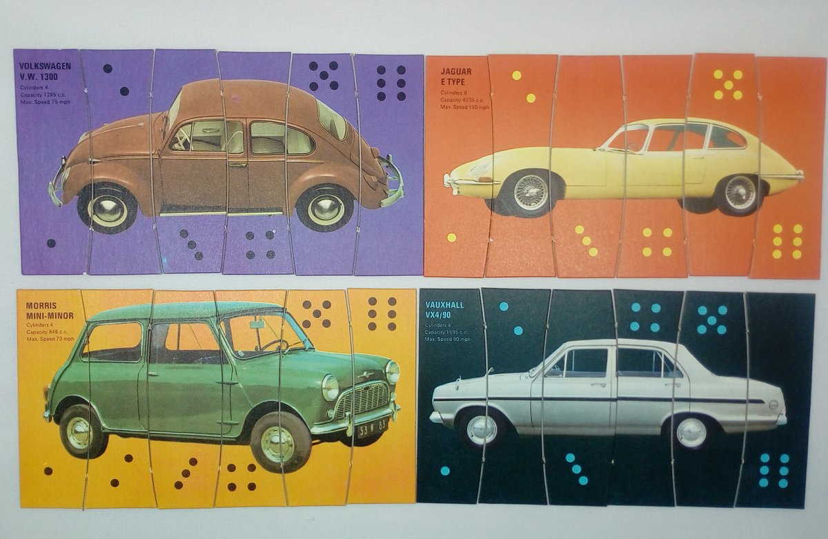 Early 1970's Car Capers game by Spears For Sale (picture 3 of 3)