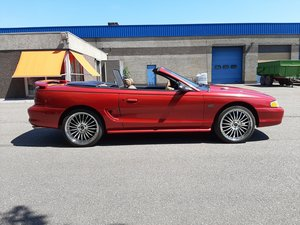 Ford Mustang GT cabrio 5.0 HO (1994) 96000 miles For Sale