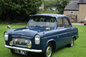 1960 FORD PREFECT 107E - RARE OHV MODEL, VERY ATTRACTIVE! SOLD