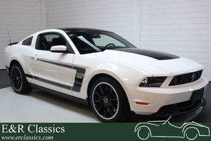 Ford Mustang Boss 302 2012 8316 miles